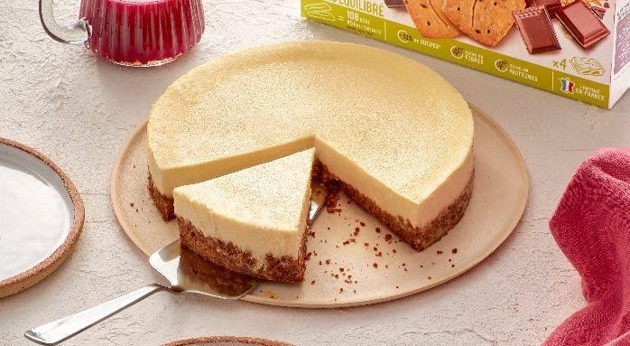 Recette cheesecake Gerlinéa
